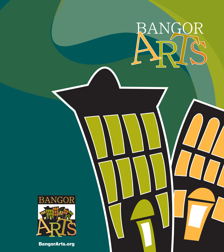 Bangor Arts Directory Cover