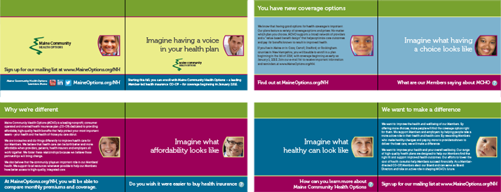Community Health Options Kickoff Brochure