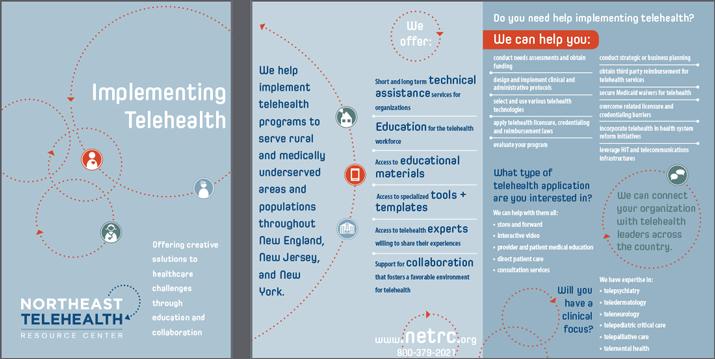 NETRC Generic Brochure