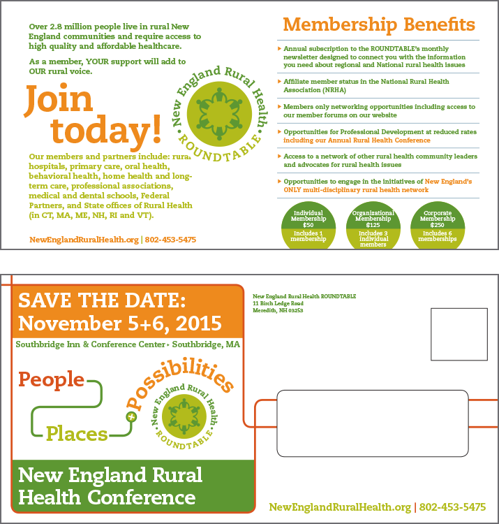 New England Rural Health Roundtable Save the Date